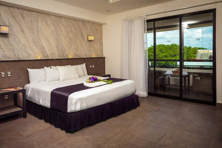 Master suite aspira hotel & beach club playa del carmen