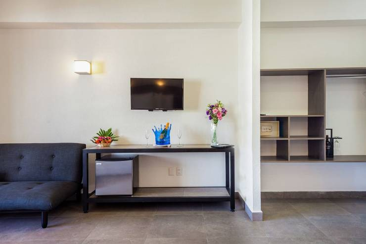 Junior suite aspira hotel & beach club playa del carmen