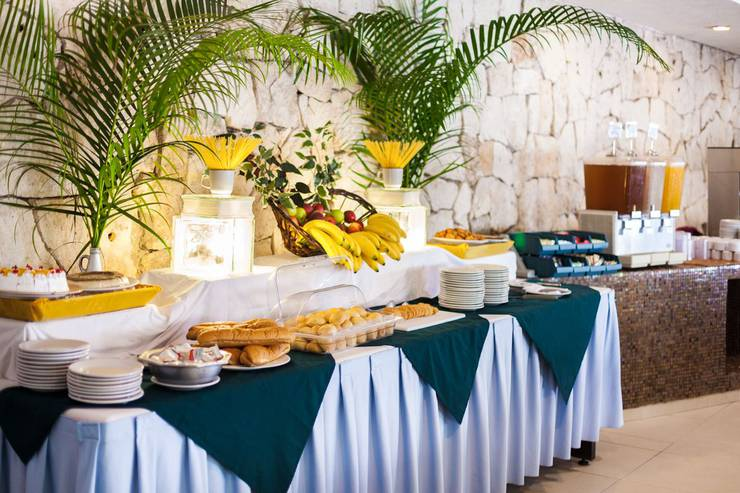 BREAKFAST BUFFET Tukan Hotels