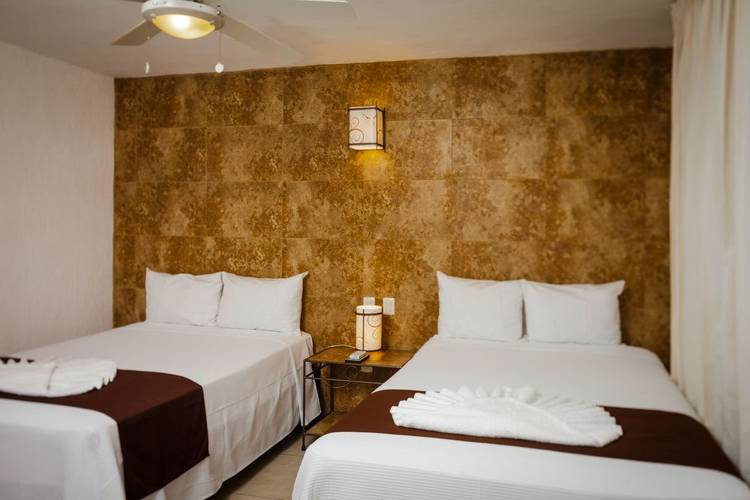 Deluxe room with two bedrooms tukan hotel & beach club playa del carmen